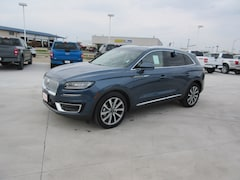Used 2019 Lincoln Nautilus Select Crossover