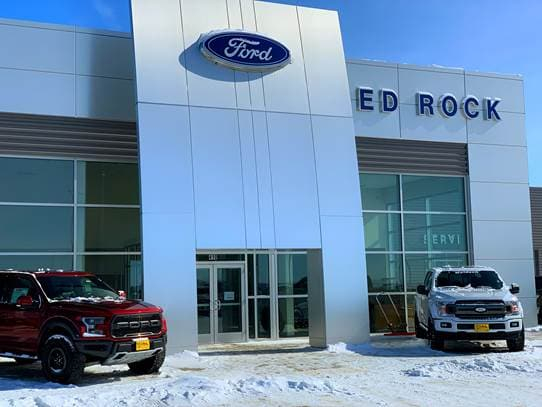 Red Rock Ford Williston Nd New Used Car Dealer