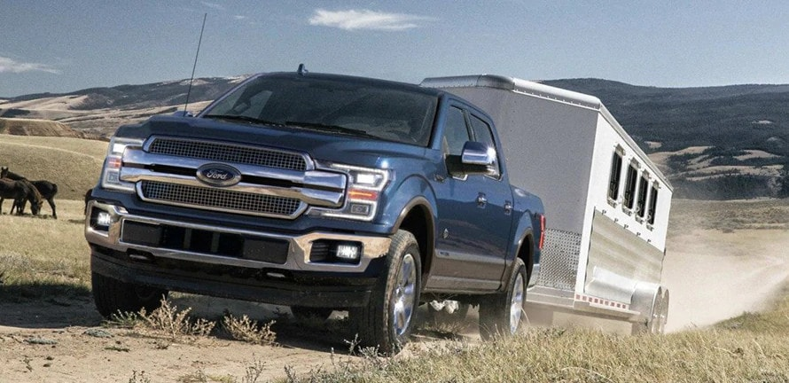 2019 Ford F-150 Exterior