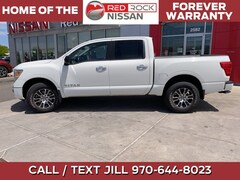 New 2021 Nissan Titan SV Truck Crew Cab for sale in Grand Junction