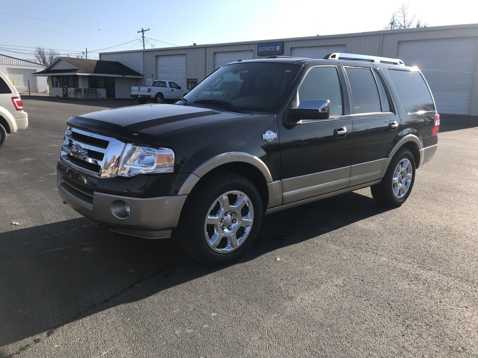 2014 Ford Expedition King Ranch 4WD  King Ranch