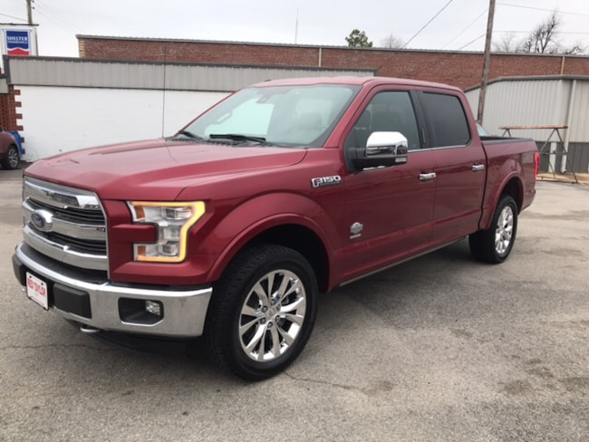 2015 Ford F-150 King Ranch 4WD  King Ranch
