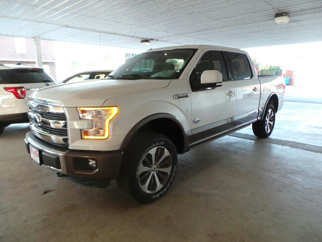 2016 Ford F-150 XLT 4WD SuperCrew 145 King Ranch