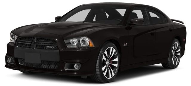 2014 Dodge Charger SRT Exterior Front