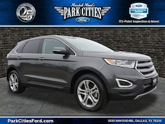 2018 Ford Edge Titanium SUV for sale in Dallas, TX