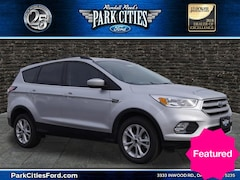 Used 2018 Ford Escape SE SUV for sale in Dallas, TX