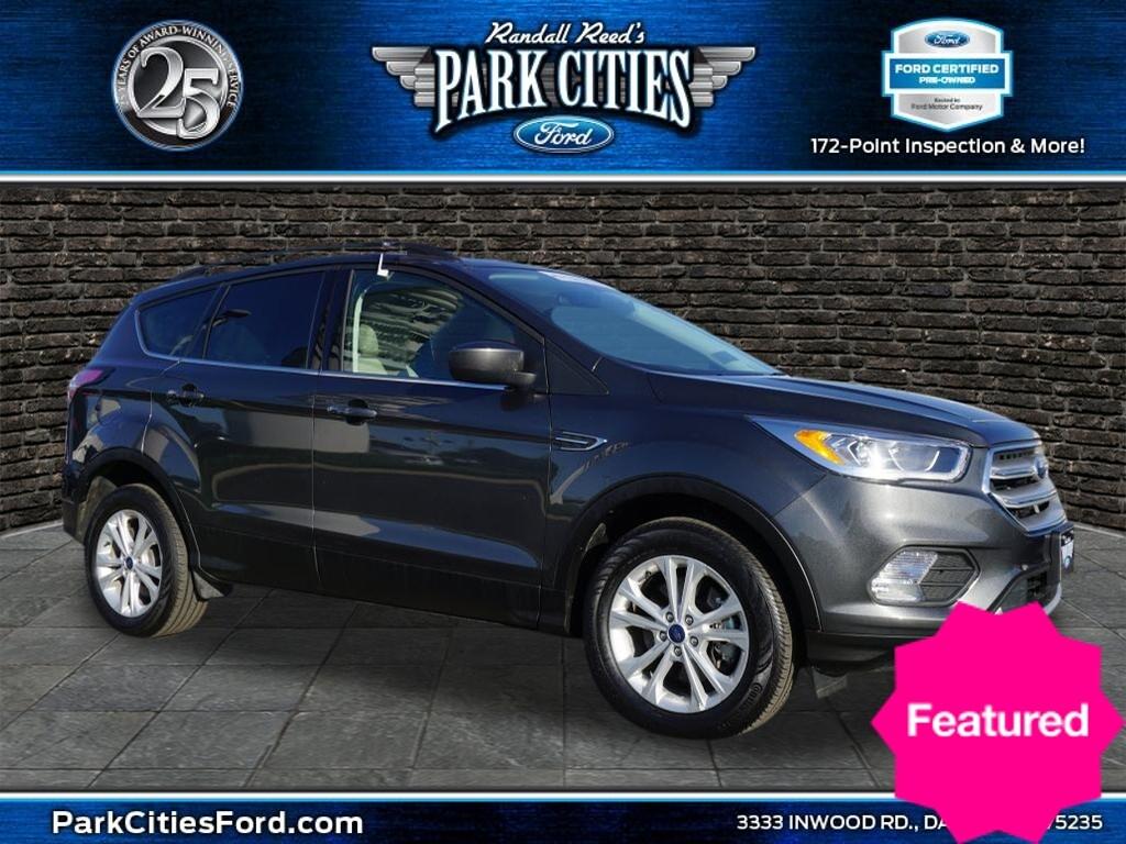 2018 Ford Escape SEL SUV for sale in Dallas, TX
