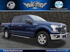 Certified Used Vehicles for sale 2016 Ford F-150 XLT Truck Located in Dallas, texas