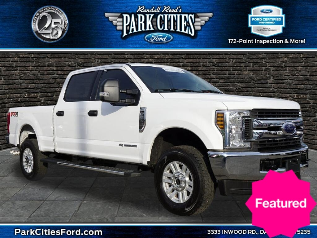 2018 Ford F-250SD XLT Truck for sale in Dallas, TX