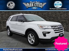 Used 2018 Ford Explorer XLT SUV for sale in Dallas, TX