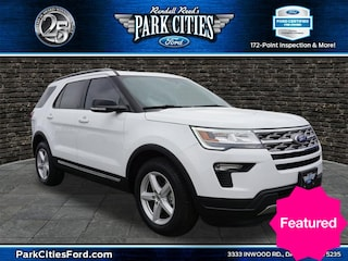 2018 Ford Explorer XLT SUV for sale in Dallas, TX