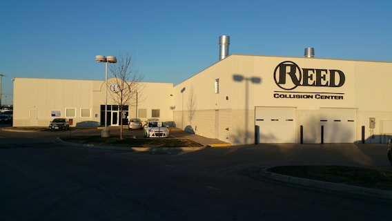 Body Shop Collision Center - Reed Buick GMC