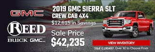 Sierra July Offers