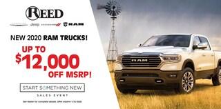 Ram Trucks Jan