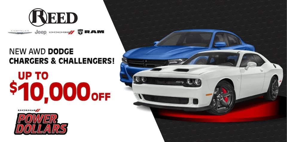 Dodge Dec Offer