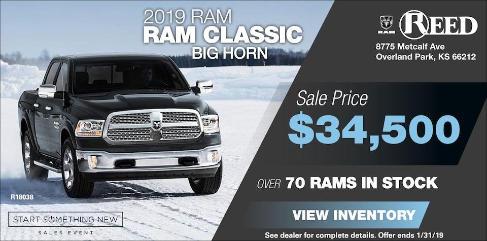 January Specials RAM