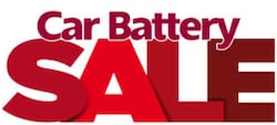Get Ready For Winter! Save On a New Battery!
