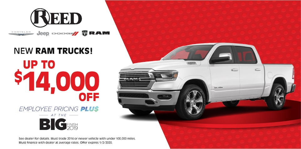 RAM Dec Offer