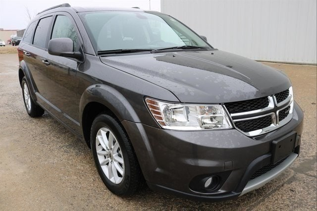 2018 Dodge Journey SXT SUV
