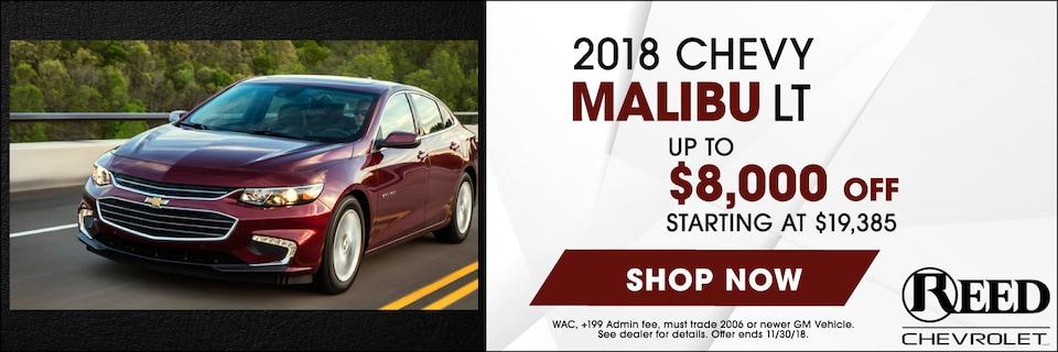 November Malibu Ad
