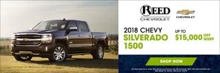 January Specials Silverado 1500
