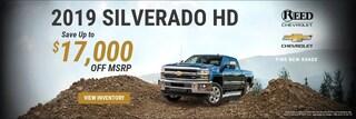 Silverado HD sep