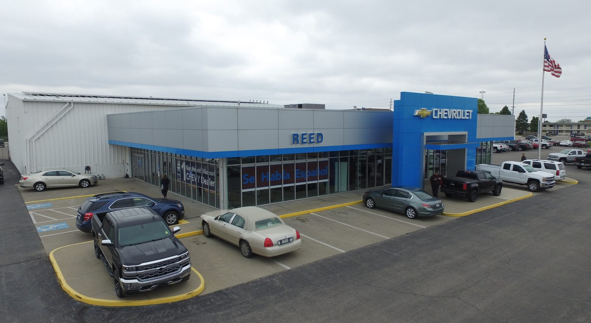 Reed Chevrolet | St. Joseph MO New Chevy & Used Car Dealer