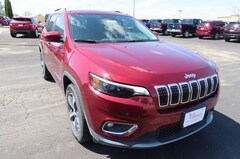2019 Jeep Cherokee Limited 4x4 4dr SUV SUV