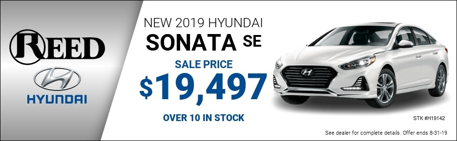 Sonata Aug Offers