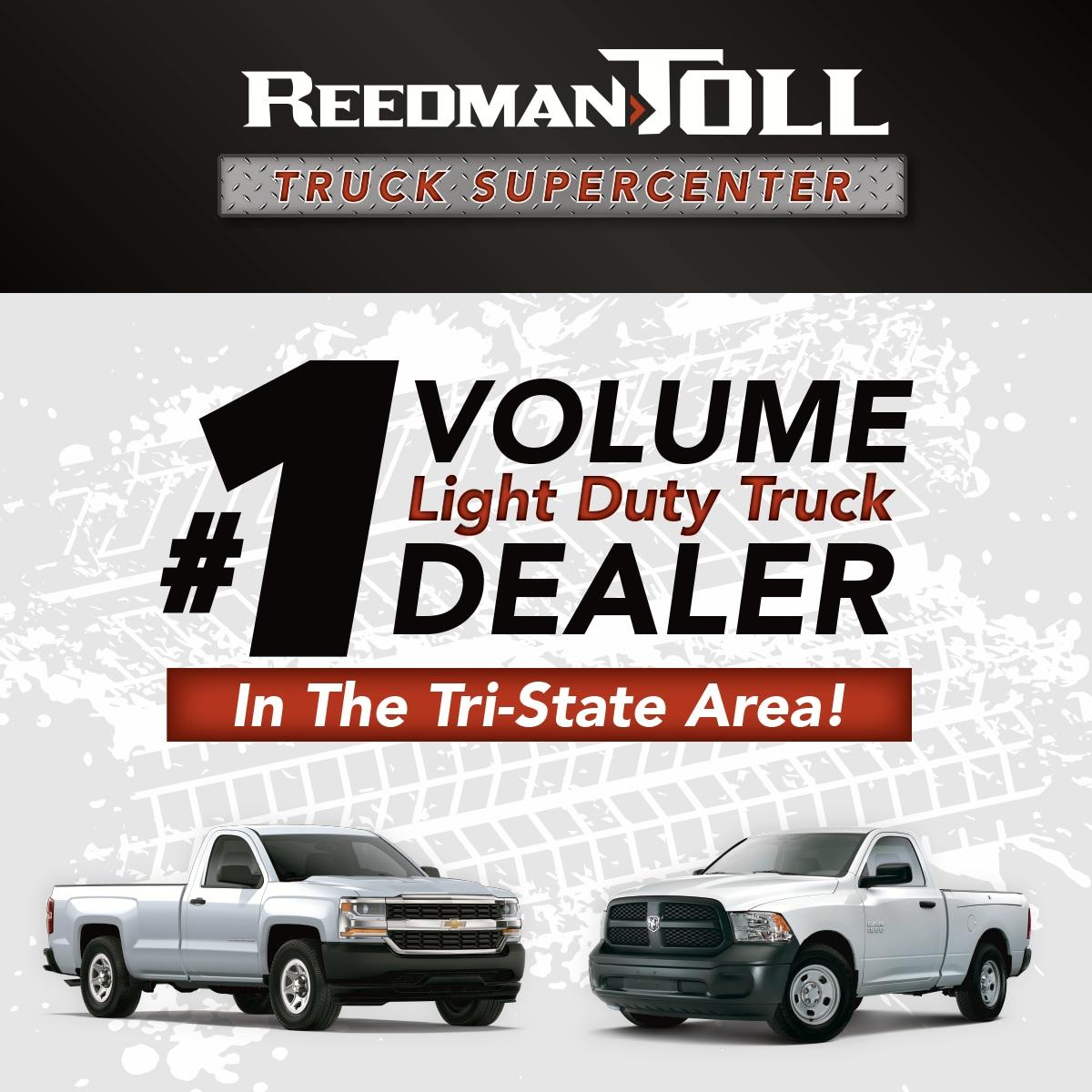 Reedman Toll Jeep >> Truck Supercenter PA | Reedman Toll Truck Supercenter ...
