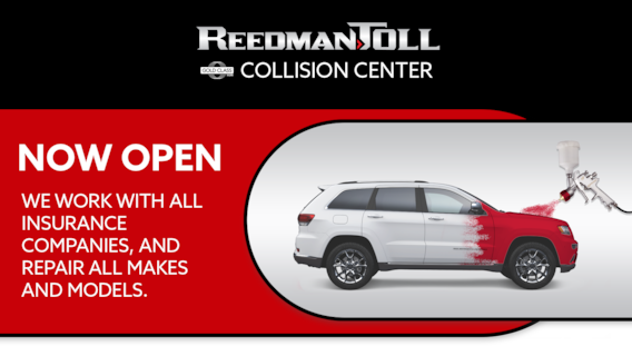 Reedman Toll Service >> Collisioncenter Reedman Toll Auto Group