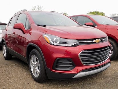 Reedman Toll Chevy >> New 2019 Chevrolet Trax For Sale At Reedman Toll Auto Group