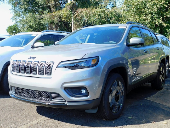 Jeep Cherokee Altitude >> New 2019 Jeep Cherokee ALTITUDE 4X4 For Sale   Langhorne PA