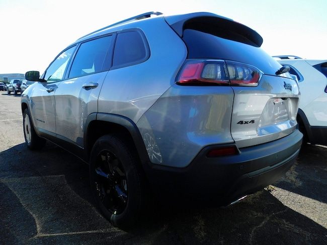 New 2019 Jeep Cherokee ALTITUDE 4X4 For Sale | Langhorne PA