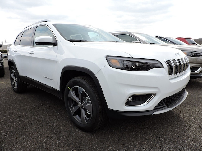 New 2019 Jeep Cherokee LIMITED 4X4 For Sale | Langhorne PA