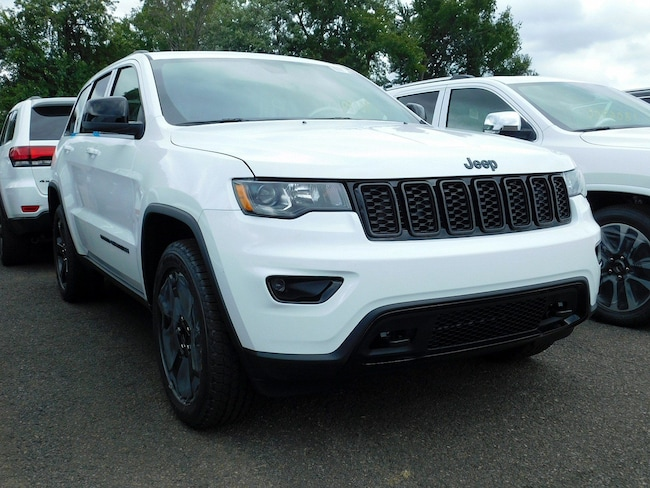 New 2019 Jeep Grand Cherokee UPLAND 4X4 For Sale ...
