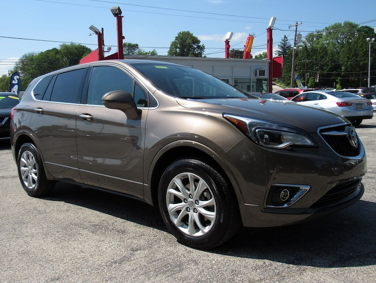 Used 2019 Buick Envision Preferred SUV in Downingtown, PA