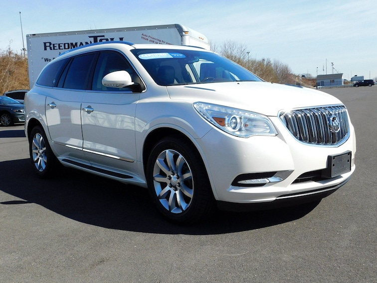 Used 2014 Buick Enclave Premium SUV in Downingtown, PA