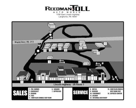 Reedman Toll Service >> Directions Reedman Toll Subaru