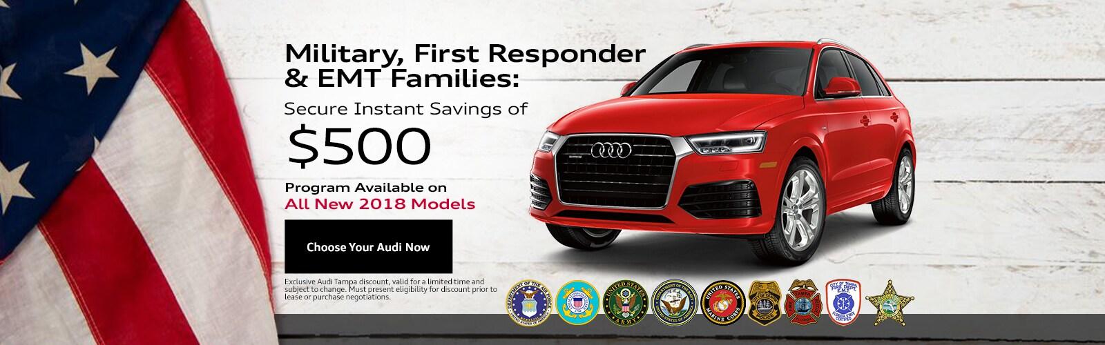 Audi Tampa New Audi Dealership In Tampa FL - Audi tampa