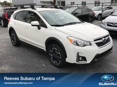 Pre-Owned 2016 Subaru Crosstrek 5dr CVT 2.0i Premium Sport Utility for sale inTampa,Florida