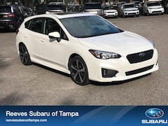 Pre-Owned 2017 Subaru Impreza 2.0i Sport 5-Door CVT Car for sale inTampa,Florida