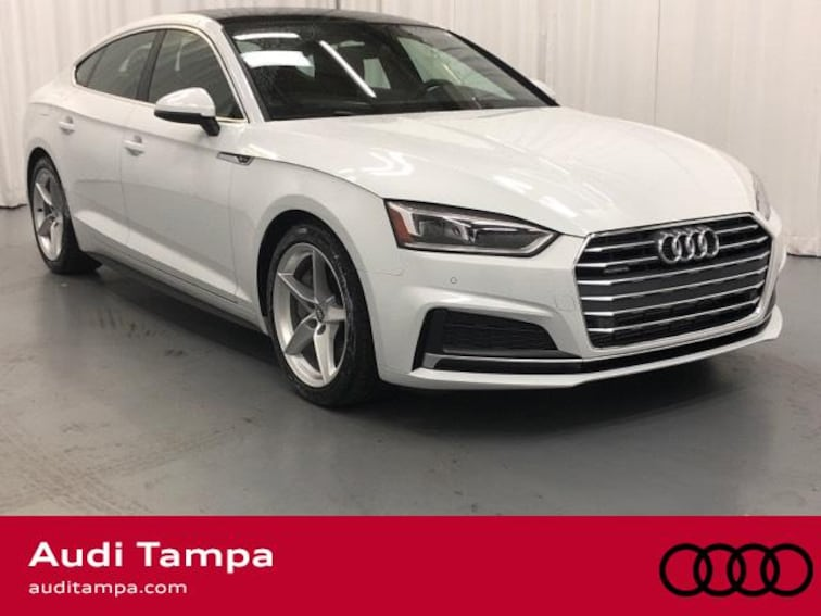Used 2018 Audi A5 Sportback For Sale In Tampa Fl