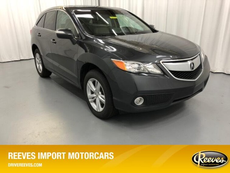 For Sale in Tampa: Pre-Owned 2013 Acura RDX FWD 4dr Tech Pkg Sport Utility