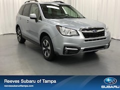 Pre-Owned 2017 Subaru Forester 2.5i Premium CVT Sport Utility for sale inTampa,Florida