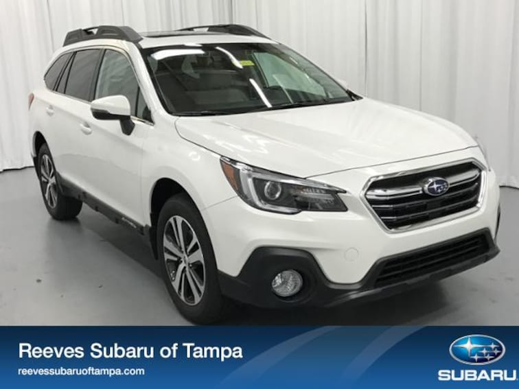 For Sale in Tampa: 2019 Subaru Outback 2.5i Limited SUV