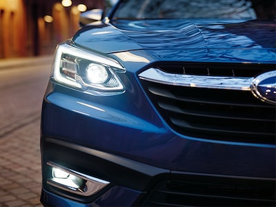 Subaru Legacy Headlights