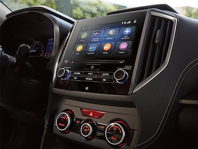 Subaru Impreza Entertainment