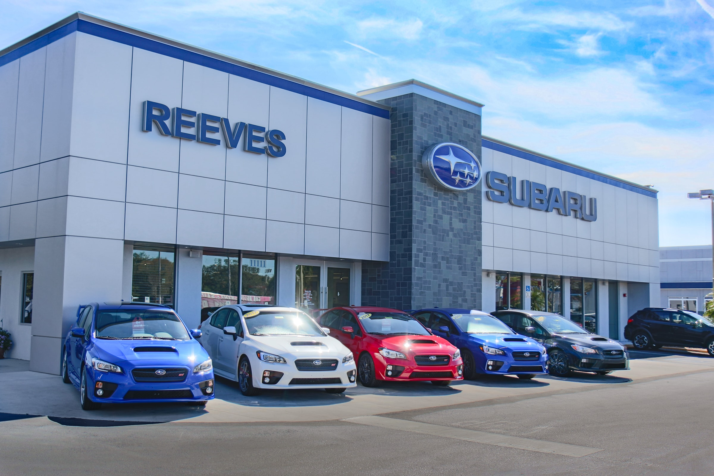 New Subaru Cars Suvs Cuvs Hatchbacks For Sale In Tampa Reeves