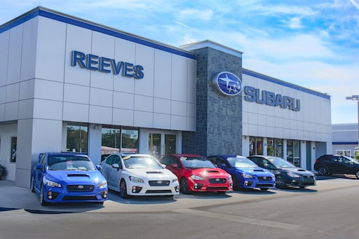 Used Subarus Near Me >> New Subaru Cars Suvs Cuvs Hatchbacks For Sale In Tampa Reeves